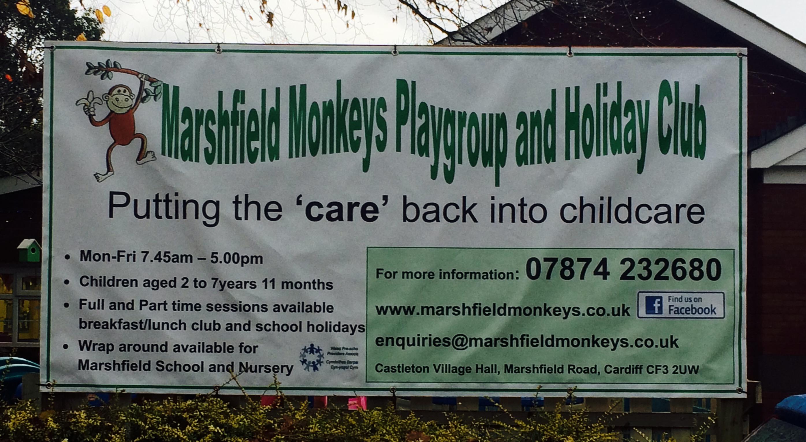 Monkeys Open Day